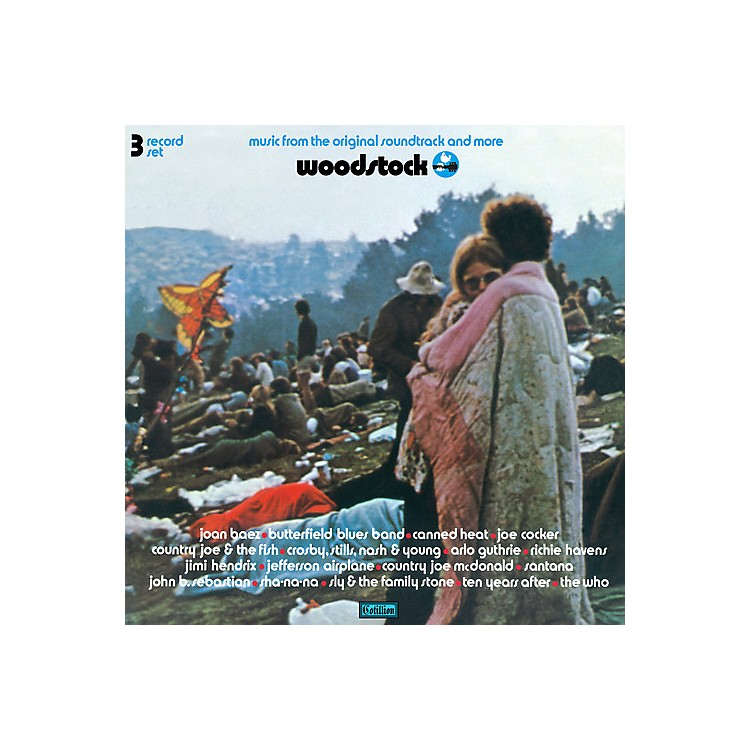 AllianceVarious Artists - Woodstock: Music From The Original Soundtrack And More (Various Artis)