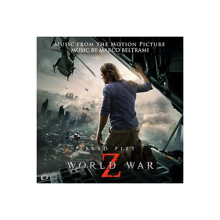 Alliance Various Artists - World War Z (Score) (Original Soundtrack)