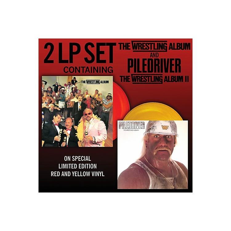 AllianceVarious Artists - Wrestling Album / Piledriver 30th Anniv Ed / Var