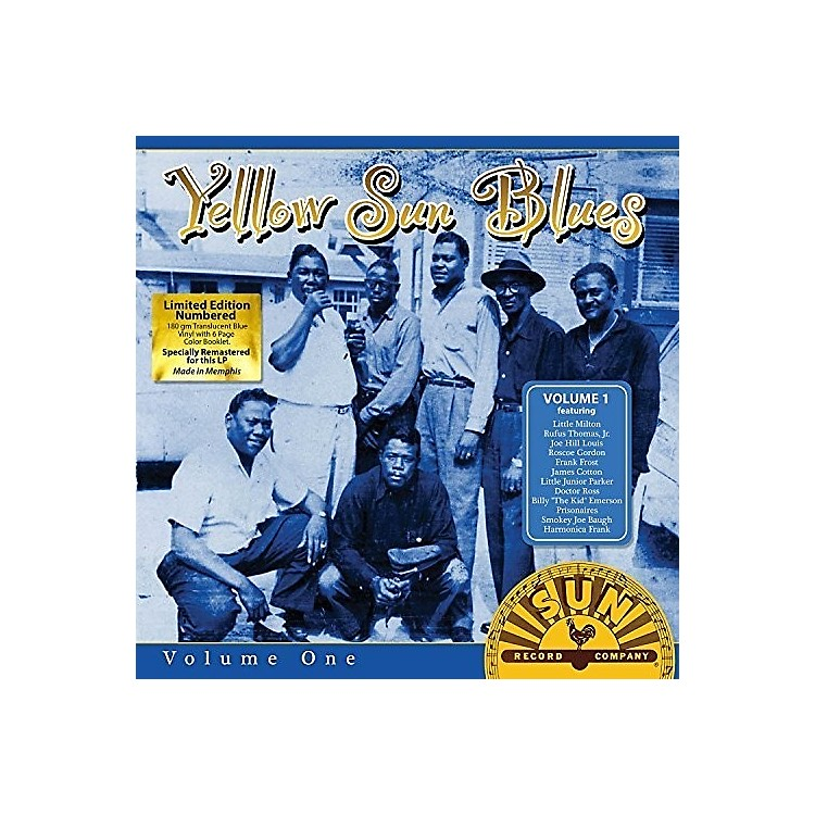 AllianceVarious Artists - Yellow Sun Blues / Various