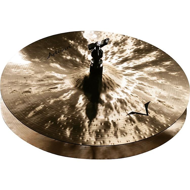 SabianVault Artisan Hi-Hat Cymbals14 in.