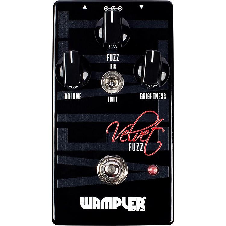 WamplerVelvet Fuzz Pedal