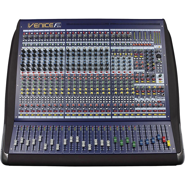 Midas VeniceF24 24-Channel Analog Mixer