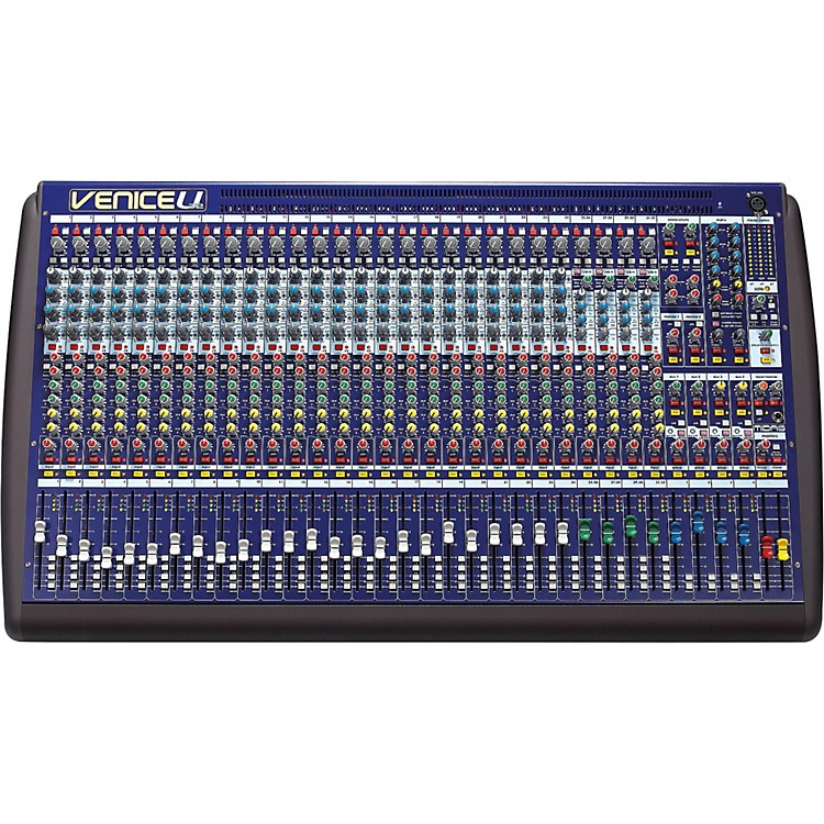 Midas VeniceU32 32-Channel Analog Mixer