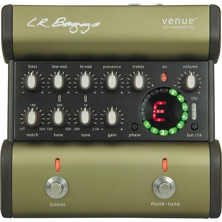 LR BaggsVenue DI Acoustic Guitar Direct Box and Preamp