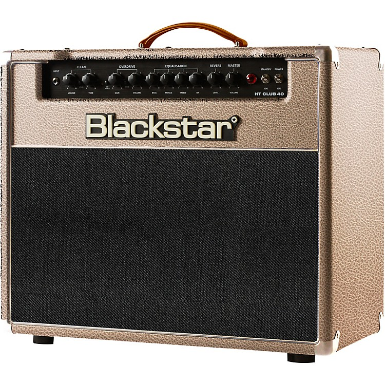 BlackstarVenue Series HT Club 40 40W Tube Guitar Combo AmpBronco Tan