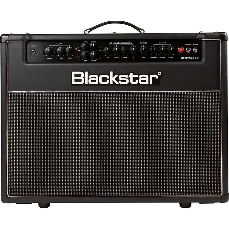 BlackstarVenue Series HT Stage HT-60 60W 2x12 Tube Guitar Combo AmpBlack