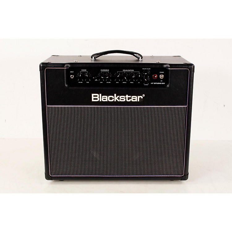 Blackstar Venue Series HT Studio 20 20W Tube Guitar Combo Amp Black 888365734736