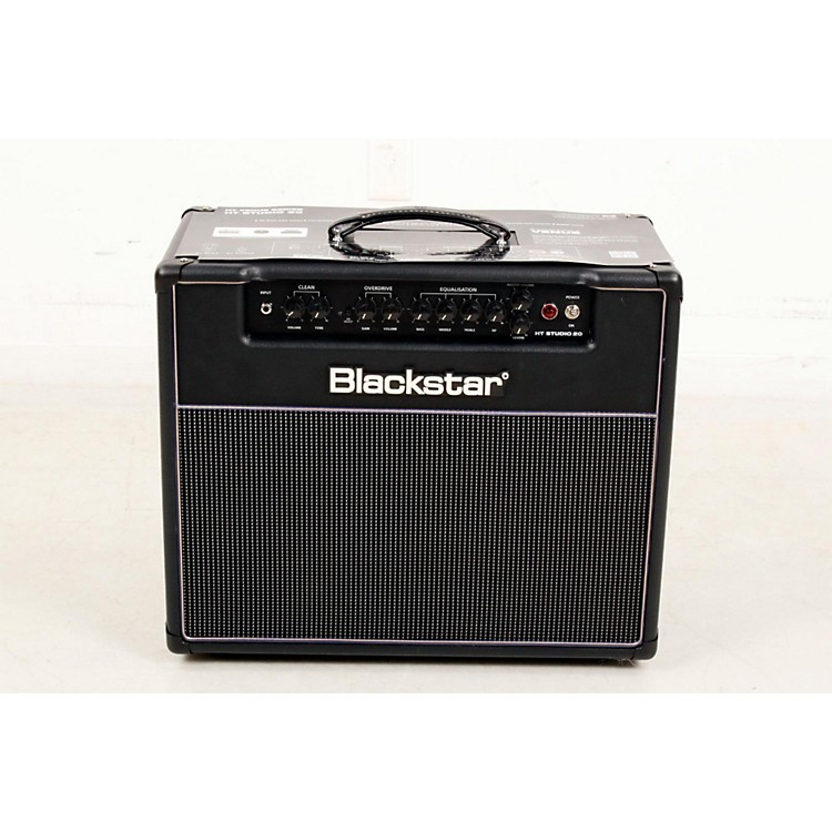 Blackstar Venue Series HT Studio 20 20W Tube Guitar Combo Amp Black 888365761985
