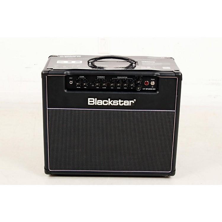 BlackstarVenue Series HT Studio 20 20W Tube Guitar Combo AmpBlack888365761985