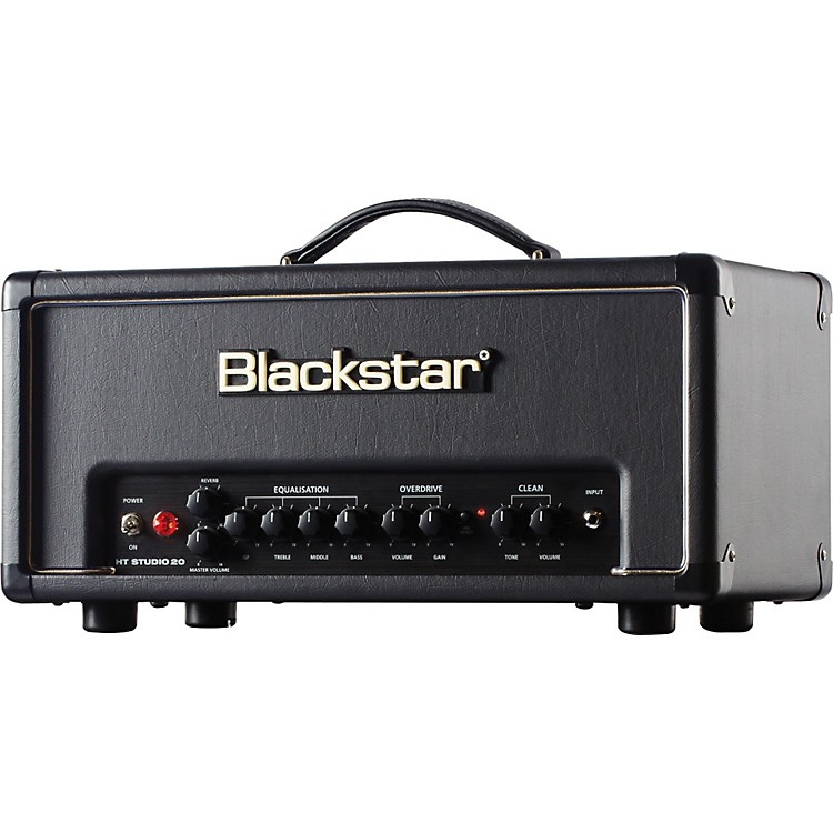 Blackstar Venue Series HT Studio 20H 20W Tube Guitar Amp Head Black