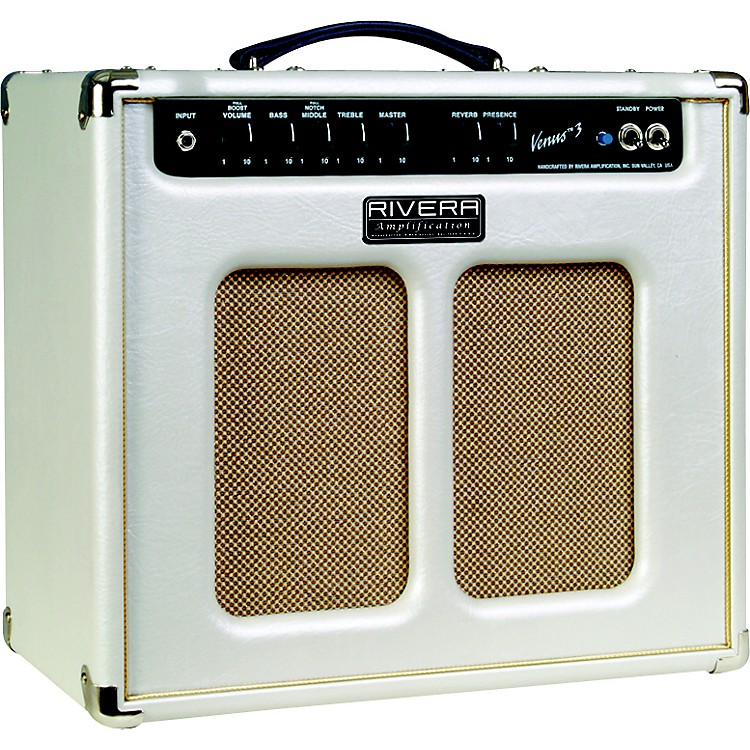 RiveraVenus 3 15W 1x10 Tube Guitar Combo Amp