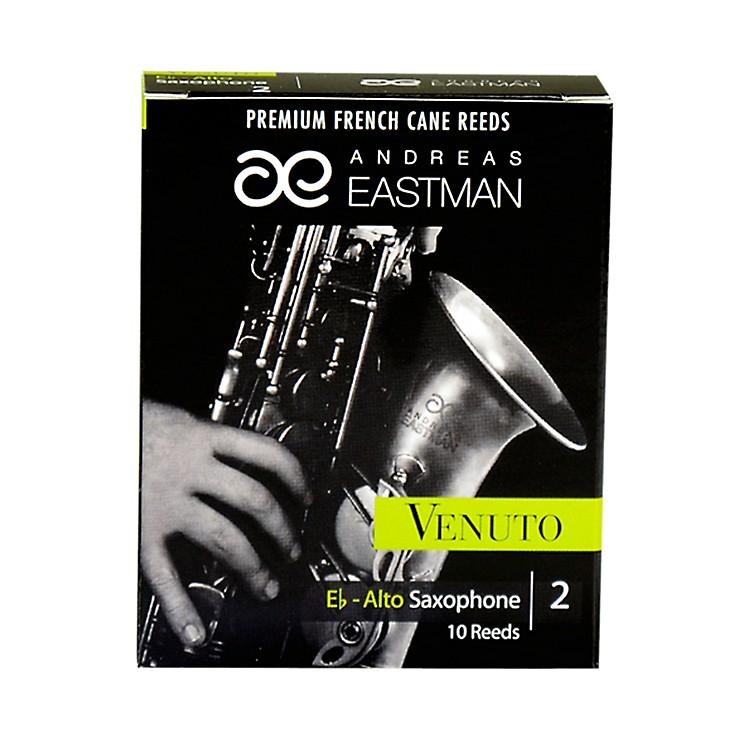 Andreas EastmanVenuto Alto Saxophone ReedsStrength 2 Box of 10
