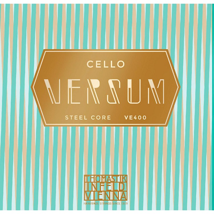 Thomastik Versum Series Cello String Set 4/4 Size