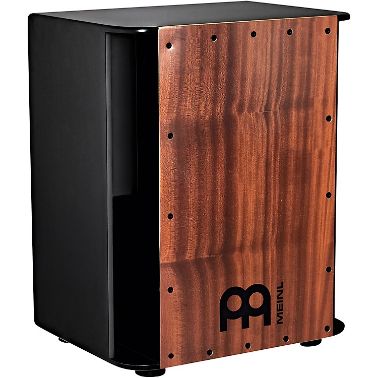 MeinlVertical Subwoofer Cajon with Mahogany Frontplate