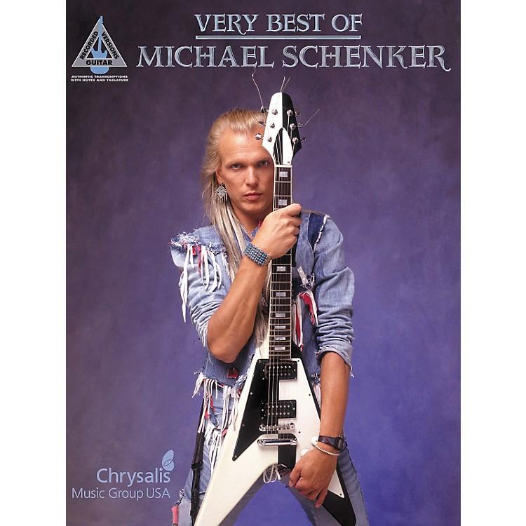 Hal LeonardVery Best of Michael Schenker Guitar Tab Songbook