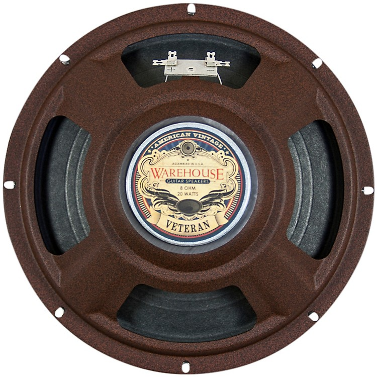 Warehouse Guitar Speakers Veteran 10