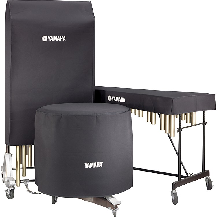 Yamaha Vibraphone Drop Cover for YV-4110 Black