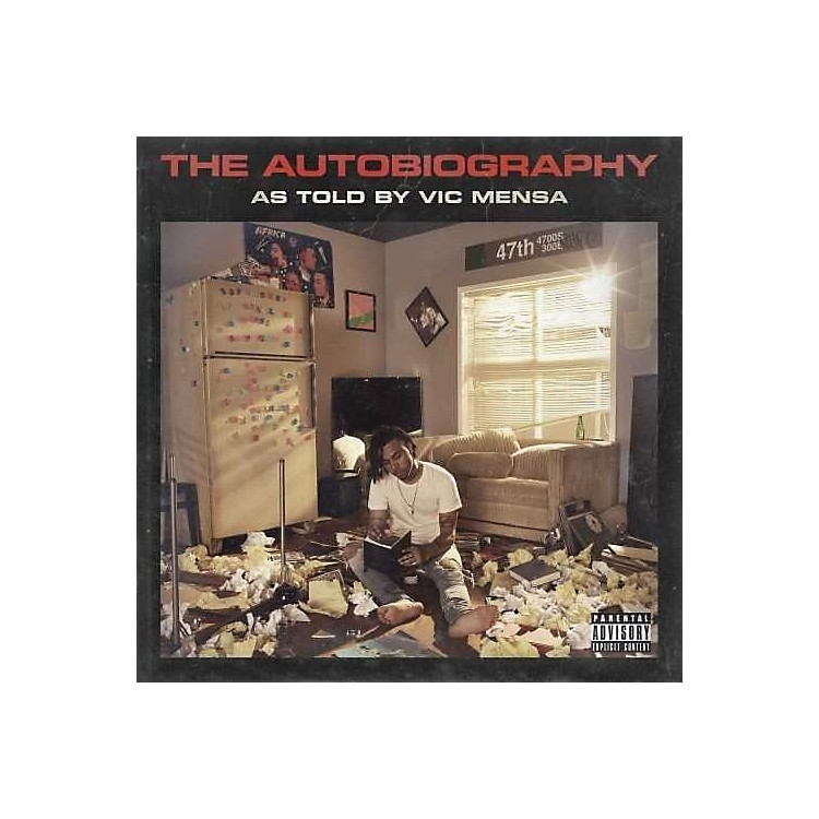 Alliance Vic Mensa - The Autobiography
