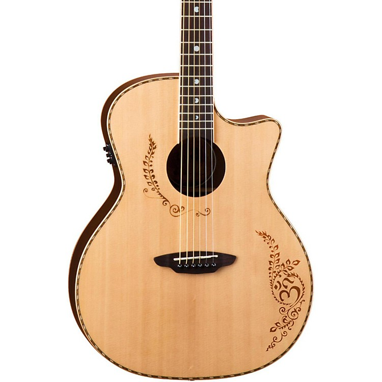 Luna GuitarsVicki Genfan Signature Acoustic-Electric Guitar