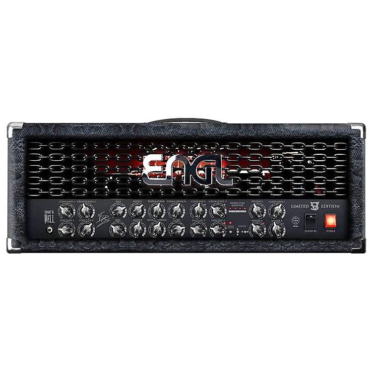 EnglVictor Smolski Ltd. E646 100W Tube Guitar Amp Head (Black)