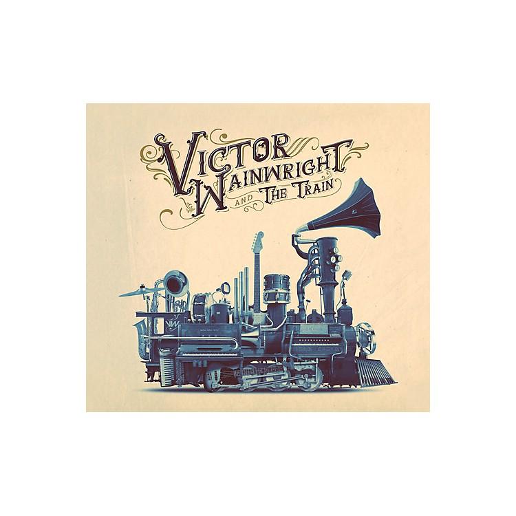 AllianceVictor Wainwright - Victor Wainwright & The Train (CD)