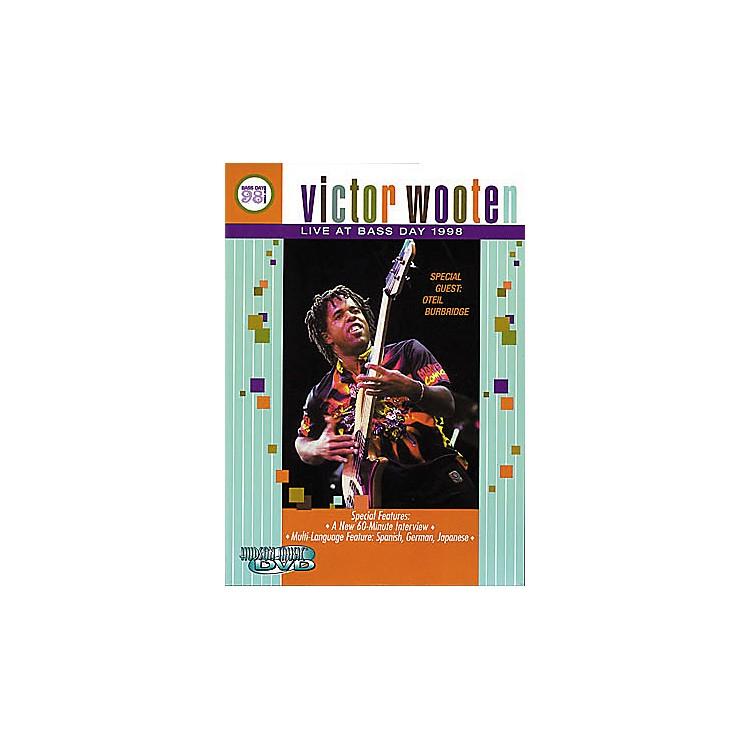Hudson MusicVictor Wooten: Live at Bass Day 1998 DVD