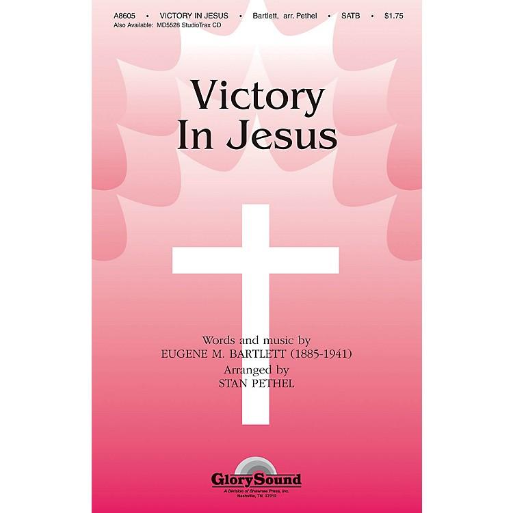 Shawnee PressVictory in Jesus SATB arranged by Stan Pethel