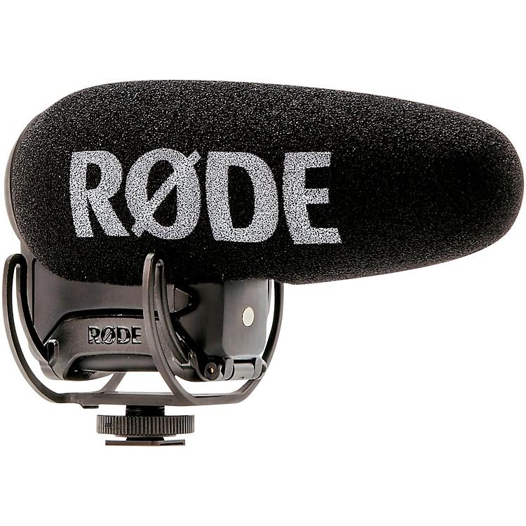 RodeVideoMic Pro+ On-Camera Shotgun Microphone