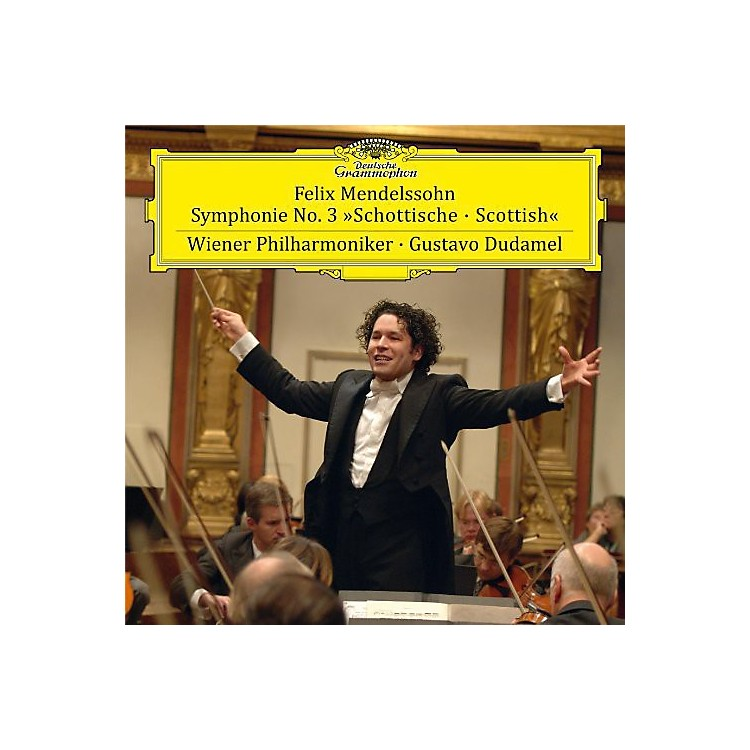 AllianceVienna Philharmonic Orchestra - Symphony No 3 in A minor / Op 56 Scottish