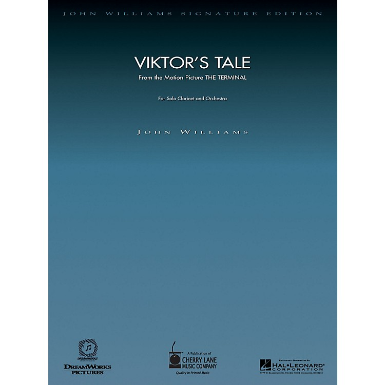 Cherry LaneViktor's Tale (from The Terminal) John Williams Signature Edition Orchestra Series by John Williams