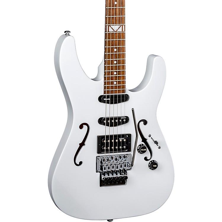 DeanVinnie Moore Semi-Hollow Body GuitarClassic White