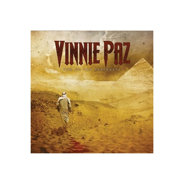 Alliance Vinnie Paz - God of the Serengeti