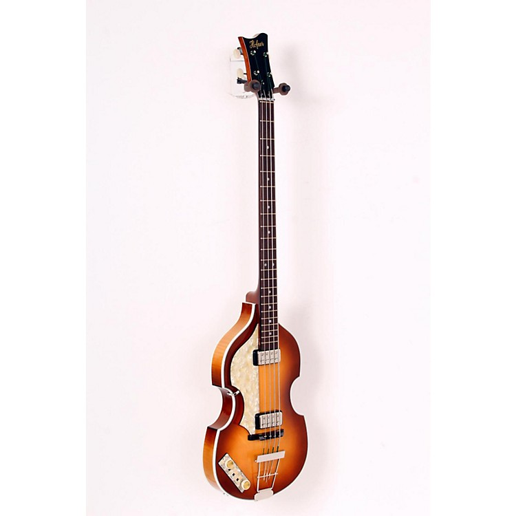 Hofner Vintage '62 Violin Left-Handed Electric Bass Guitar  888365673226