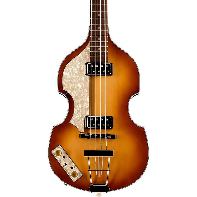 HofnerVintage '62 Violin Left-Handed Electric Bass Guitar