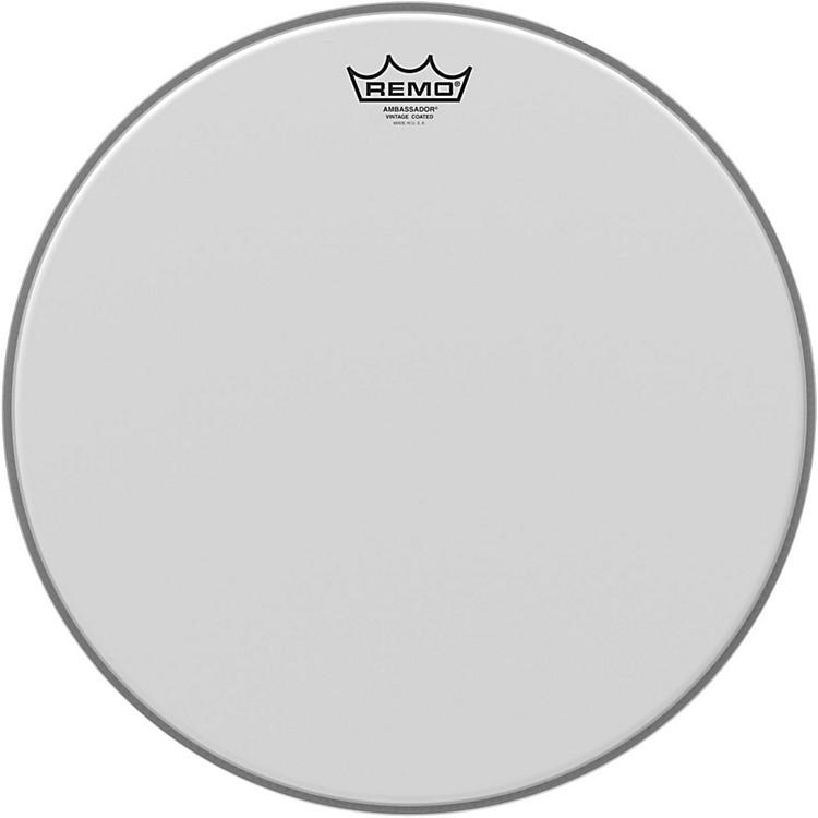 RemoVintage Ambassador Coated Batter Drumhead16 in.
