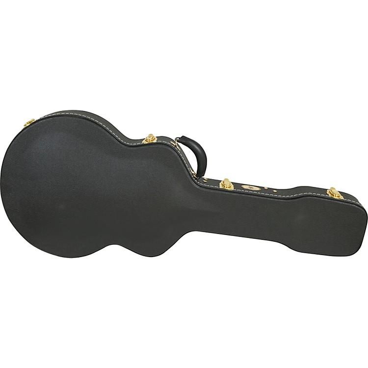 Silver CreekVintage Archtop Hollowbody Guitar CaseBlack