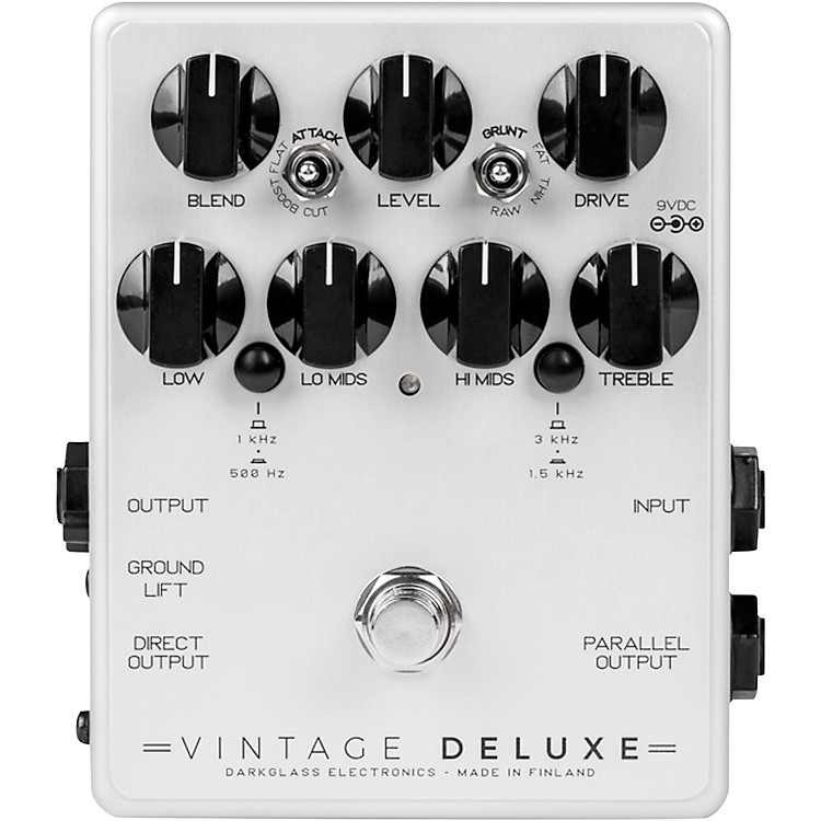 DarkglassVintage Deluxe V3 Bass Preamp Pedal