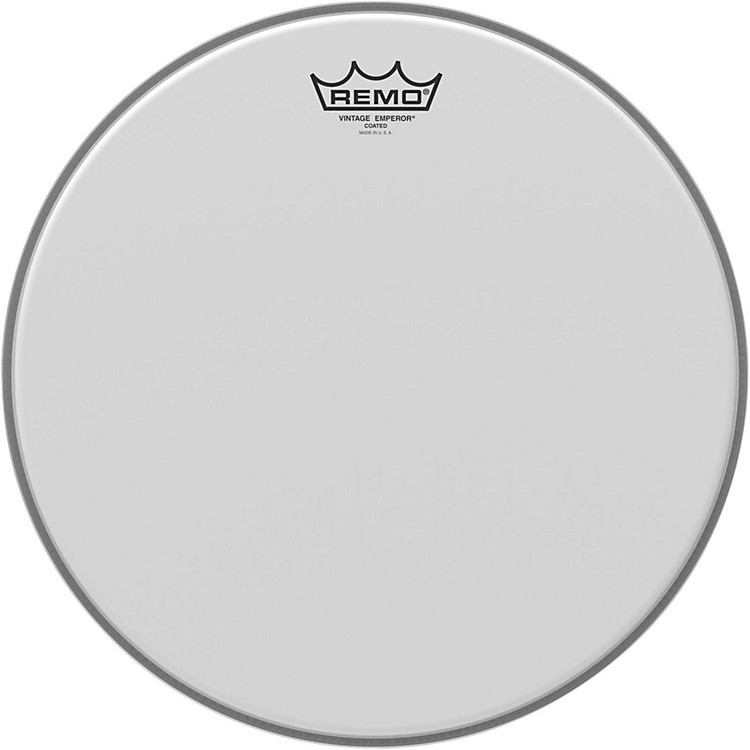 RemoVintage Emperor Coated Drumhead18 in.