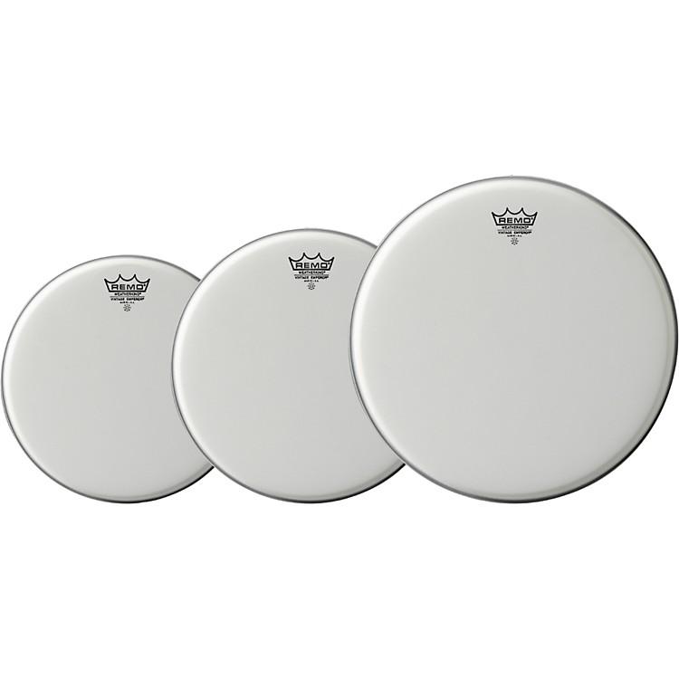RemoVintage Emperor Drum Head 3-Pack, 10/12/16