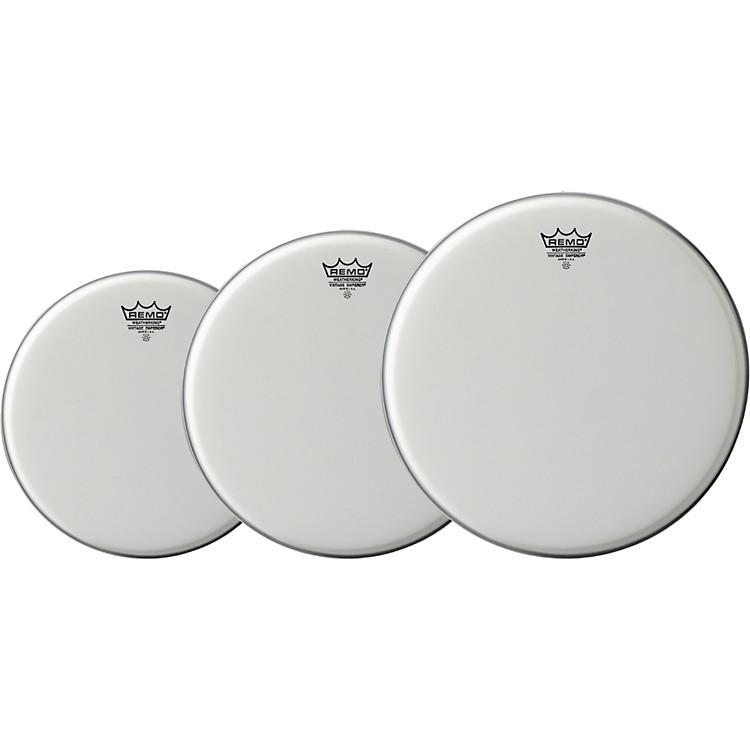 RemoVintage Emperor Drum Head 3-Pack, 12/14/16