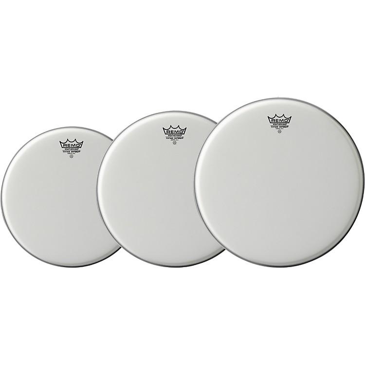 RemoVintage Emperor Drum Head 3-Pack, 8/10/12