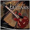 Browntrout Publishing Vintage Guitars 2018 Wall Calendar