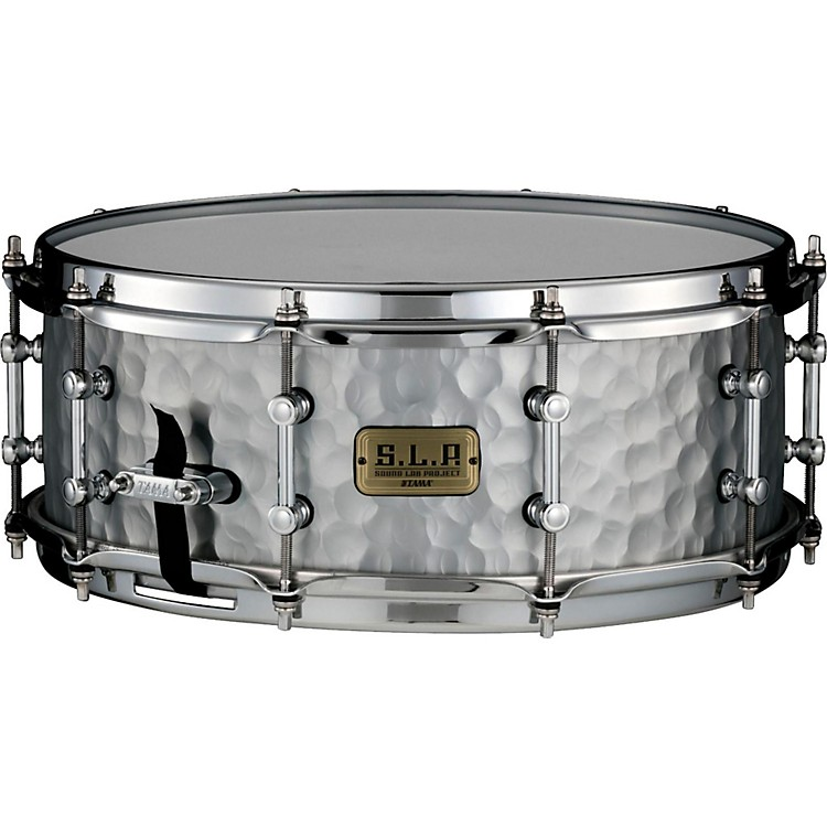 Tama Vintage Hammered Steel Snare Drum 14 x 5.5 in.