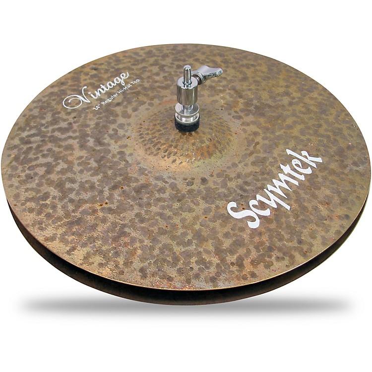 Scymtek CymbalsVintage Hi-Hat Cymbal14 in.Pair