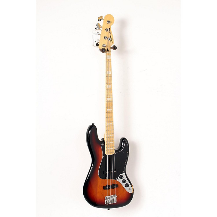 Squier Vintage Modified Jazz Bass 77 3-Color Sunburst 888365908502