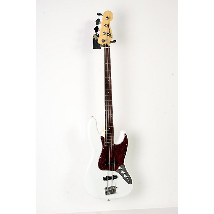 Squier Vintage Modified Jazz Bass Olympic White 888365855035