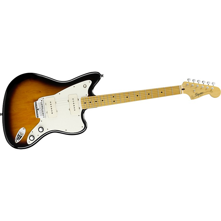 Squier Vintage Modified Jazzmaster Special Electric Guitar 2-Color Sunburst