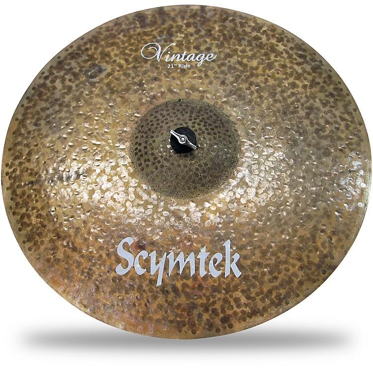 Scymtek CymbalsVintage Ride Cymbal21 in.