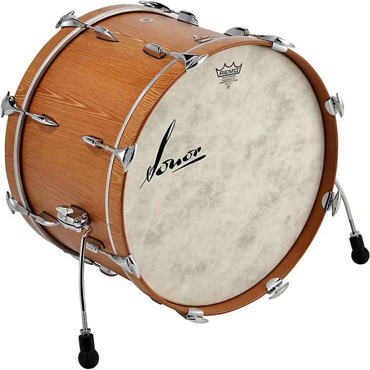 SonorVintage Series Bass Drum18 x 14 in.Vintage Red Oyster